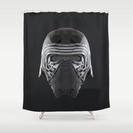 Night K. Ren Shower Curtain