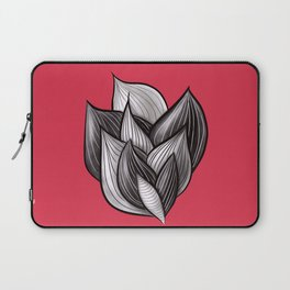 Beautiful Abstract Dynamic Shapes Laptop Sleeve