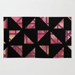 Geometric Shapes: Triangles 03 Rug