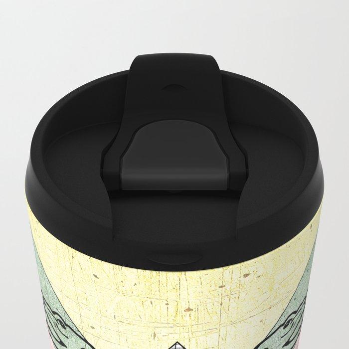 siamo tyrex Metal Travel Mug