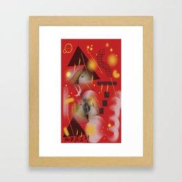 Homage to Balzac n.12 Framed Art Print