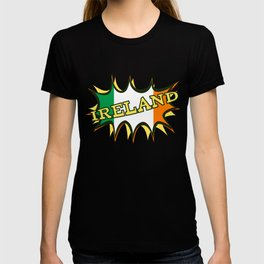 Ireland Patrick's day T-shirt