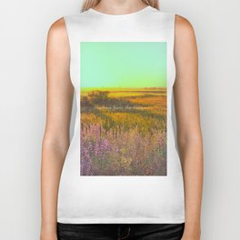 I Can't Get These Memories Out Of My Mind Biker Tank