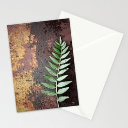 Pepper on Rust Stationery Cards