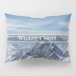 Winter Court Pillow Sham