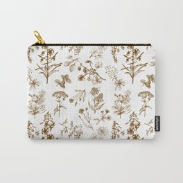 Summer herbs Carry-All Pouch