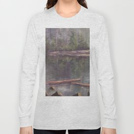 Quiet Reflections AC120811a Long Sleeve T-shirt