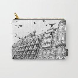 Taj Mahal Palace, Mumbai | Bombay India | Fine art travel photography |  Carry-All Pouch