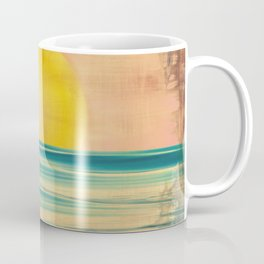 Ocean Sunset 1.0 Vintage Coffee Mug