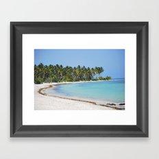 Beach Beach Beach.  Framed Art Print