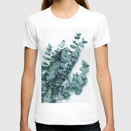 Teal Eucalyptus T-shirt