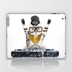 Thug Cat Laptop & iPad Skin