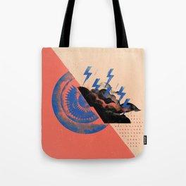 Sun X Storm Tote Bag