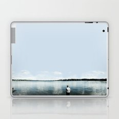 Waiting for the Hint of a Spark Laptop & iPad Skin