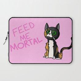Molly the Evil Cat Laptop Sleeve