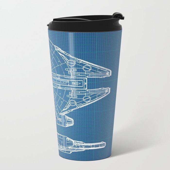 Millennium II Metal Travel Mug