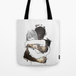 I would keep you forever (GOLD). Tote Bag