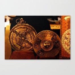 """""""Calendario"""" Canvas Print"""