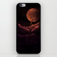 Stairway To the Moon iPhone & iPod Skin