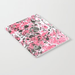 Paper Marbling 01 Notebook