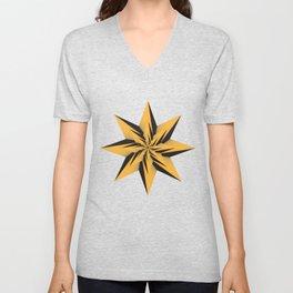 Star Unisex V-Neck
