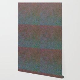 Soft Pink and Aqua Blend Wallpaper