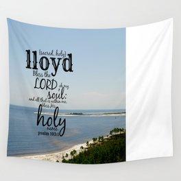 Lloyd Wall Tapestry