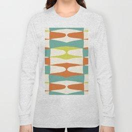 Zaha Lime Long Sleeve T-shirt