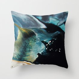 Movements Throw Pillow