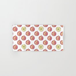 Apple mood Hand & Bath Towel