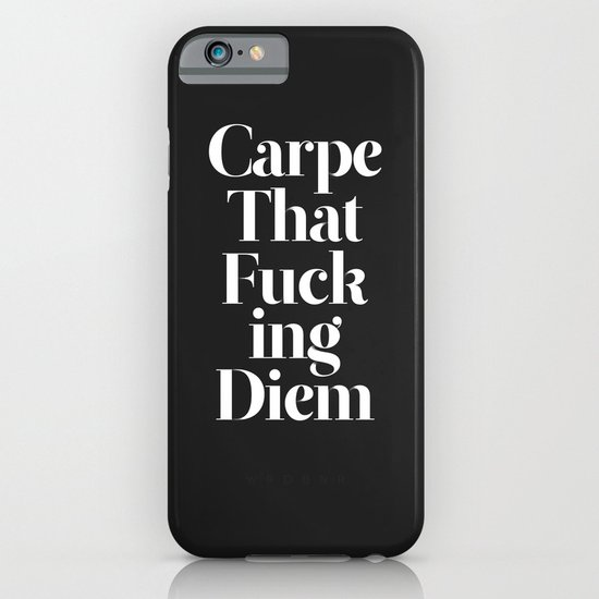 Carpe iPhone & iPod Case
