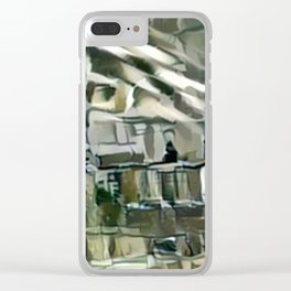 Fragment City Clear iPhone Case