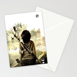 Echo Gear - Thy Scattered Bones(version2) Stationery Cards
