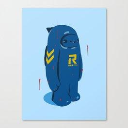 Rocketman Canvas Print