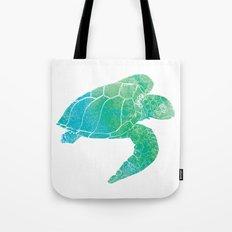 Sea Turtle II Tote Bag