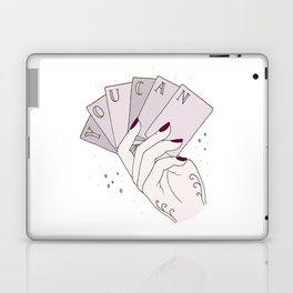 You Can Laptop & iPad Skin