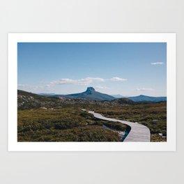 Australia: Tasmania II Art Print