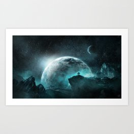 The Tree Of Hope Art Print