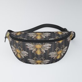 Crystal bumblebee Fanny Pack