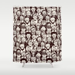 MOB Shower Curtain