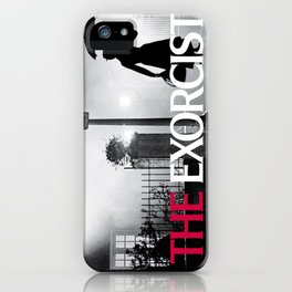 Mary Poppins in the Exorcist iPhone Case