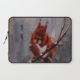 Afternoon Visitor Laptop Sleeve