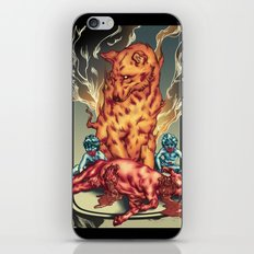 Romulus and Remus Humble Beginnings iPhone & iPod Skin