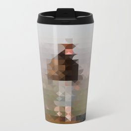 Knock Metal Travel Mug