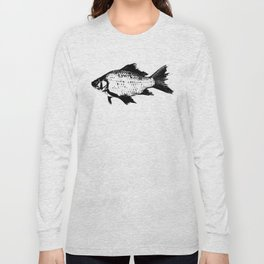 Black Fish Long Sleeve T-shirt