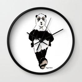 Riggo Monti Design #7 - The Riggo Bear Wall Clock