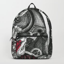 Time is an illusion Backpack