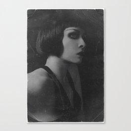 L.B. 1920 Canvas Print