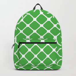 Square Pattern 3 Backpack