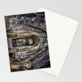 The Antique Building - Old Montreal Architecture 1 Stationery Cards